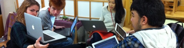 Co-Hosting and Collaborative Networked Teaching